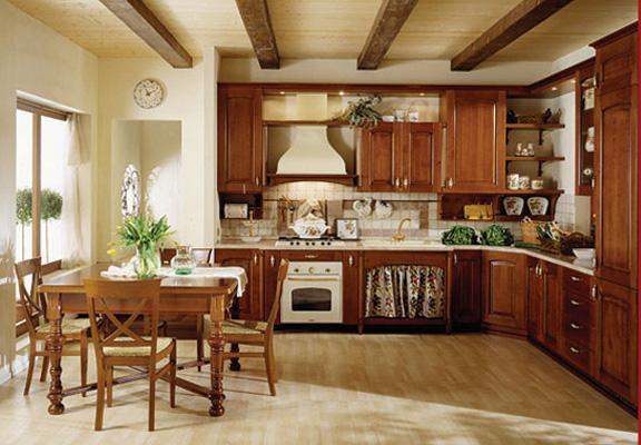 Кухни ar tre classik Мисс Италия cалон итальянской мебели