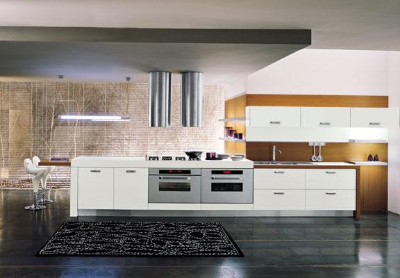 Кухни ar tre modern Мисс Италия cалон итальянской мебели